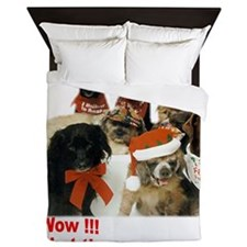 Christmas Wow Queen Duvet
