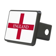 NC English Flag- England G Hitch Cover