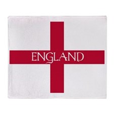 PC English Flag - England Mil Throw Blanket