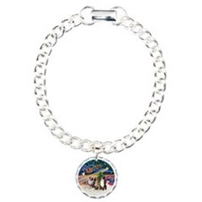 Xmas Magic - Aussie Shep Bracelet