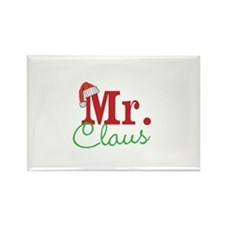 Christmas Mr Personalizable Magnets