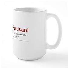 Buy Partisan Dollars Mug