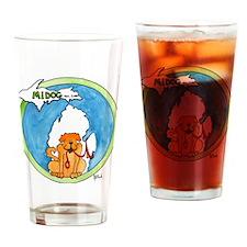 midog_logo Drinking Glass