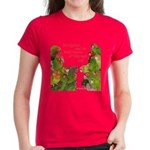 Wild Parrots Women's Dark T-Shirt