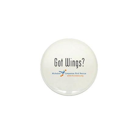 Got Wings? Mini Button