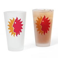 Fun to the Sun Drinking Glass