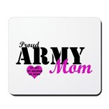 Army Moms Mousepad