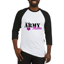 Army Moms Baseball Jersey