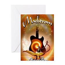Maelstrom Greeting Card