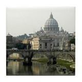 Vatican City Tile Coaster