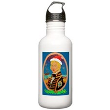 Commodore Perry Christ Water Bottle