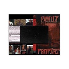Family Property Cover Fix Picture Frame