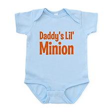 Daddys Lil Minion Body Suit