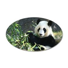 panda2 Wall Decal