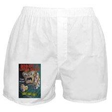 Night of the Living Bread Boxer Shorts