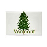 Vermont Rectangle Magnet (10 pack)