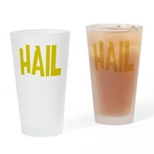 3-Redskins  Drinking Glass