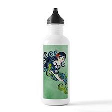aquamarine Water Bottle