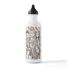 Mystic_5x8_journal Water Bottle