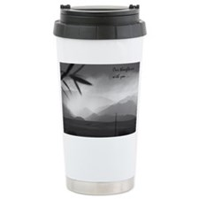 sympathy thoughts Travel Mug