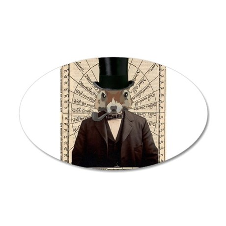 Gentlman Distinguished Squirrel Steampunk Altered