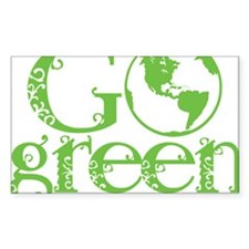 2-Go-Green-blk Decal