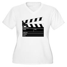 Director' Clap Bo T-Shirt