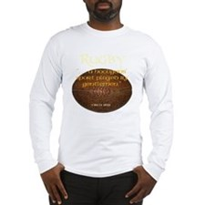 Rugby Hooligans Long Sleeve T-Shirt