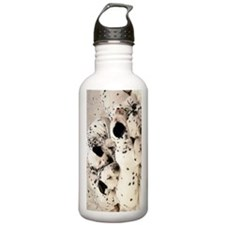 Dalmation journal Water Bottle