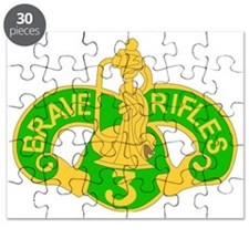 3 ARMORED CAVALRY REGIMENT Puzzle