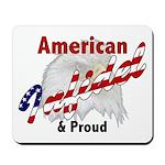 American Infedel Mousepad