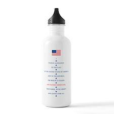 PLEDGE Water Bottle
