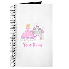 Princess Castle Personalized Journal