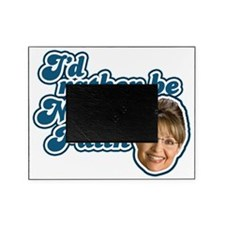 Nailin_Palin_dark Picture Frame