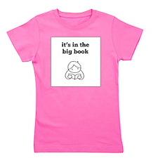 Big Book Girl's Tee