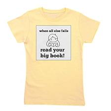 Big Book2 Girl's Tee