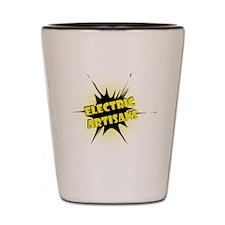 Electric Artisans Logo Shot Glass