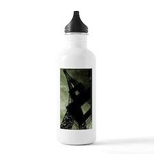 Eiffel Tower 2 Water Bottle