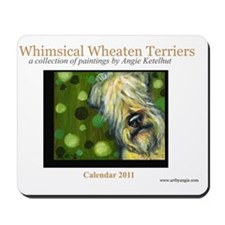 calendartemplatewhe444 Mousepad