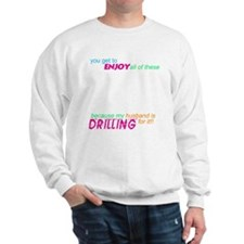 drilling4u BLK Sweatshirt