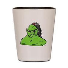 mutant Shot Glass