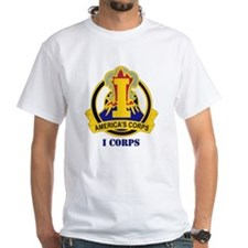 DUI-I CORPS WITH TEXT Shirt