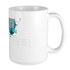 CORKSCREW SHIRT BACK TRANS Mug