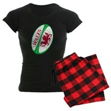 Welsh Rugby Ball Pajamas