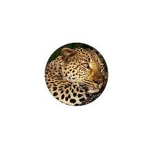 Leopard mousepad Mini Button