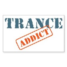 TRANCE ADDICT Decal