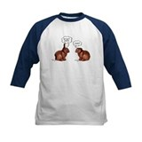 Chocolate Easter Bunnies Tee