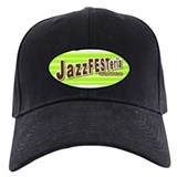 Black Jazzfesteria Cap