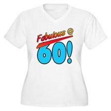 Fabulous At 60 T-Shirt