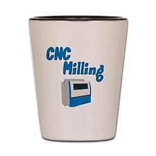 CNC Milling merchandise Shot Glass